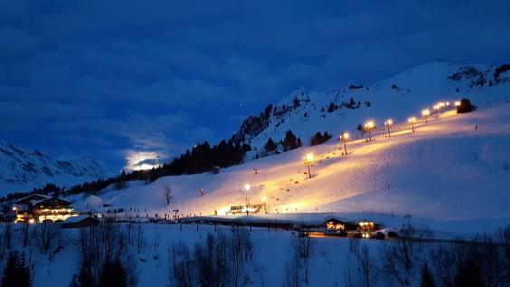 ski nuit vacances le grand bornand les congeres location luxe appartement chalet